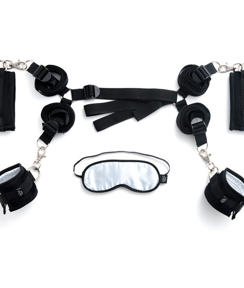 Bed restraints kit Fifty shades