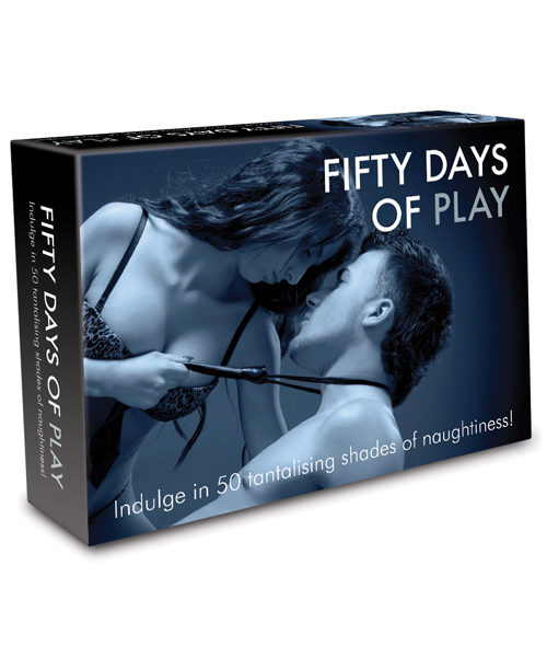 Spill Fifty days of play