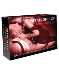 Spill Fifty nights of naughtiness