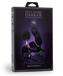 Fifty Shades of Grey - Darker Romance Couples Kit