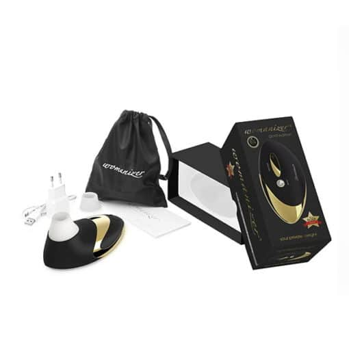 Womanizer - W500 Pro Gold