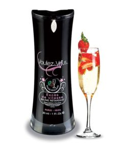 Voulez-Vous - Desensitizing Gel Cava & Strawberries
