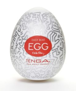 Tenga - Keith Haring Egg Party