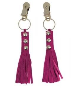Rimba - Nipple clamps med dusker