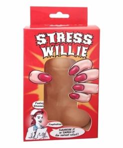 Stressball penis er en frekkere variant av den klassiske stressballen