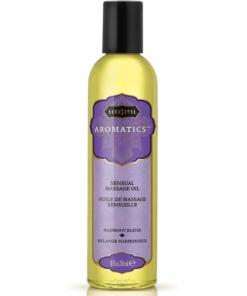 Silkeglatt og behagelig massasjeolje til kroppen fra Kama Sutra. inneholder naturlige eteriske oljer og vitamin E som øker fuktigheten i huden.