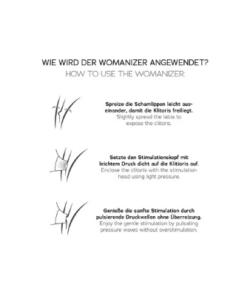 Womanizer – Liberty Blå
