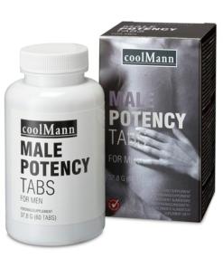 Potenspiller som gir bedre seksuell ytelse, økt libido, hardere ereksjon, mer energi og et bedre sexliv.Er et vitamin-, urte-, mineralpreparat. Inneholder 60 tabletter.