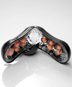 Tenga - Flip Orb Orange Crash. Innovativt nytt nytelsesprodukt til han fra Tenga.