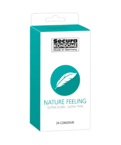 Secura Kondome - Nature Feeling 24stk