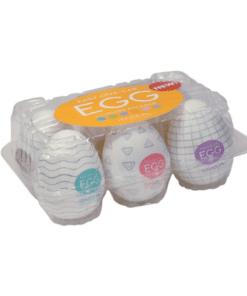 Tenga - Egg Variasjonspakke 6pk.