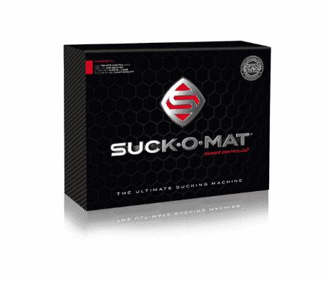 Suck-O-Mat - Fjernstyrt Blowjobmaskin