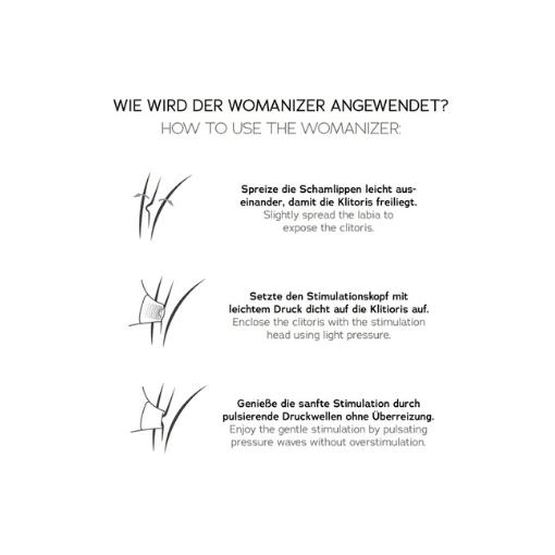 Womanizer - DUO Blå
