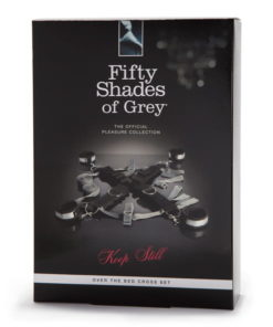 Fifty Shades of Grey - Over The Bed Cross Restrain